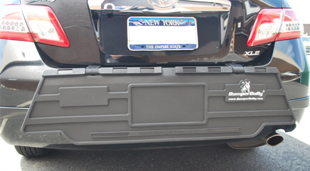 Rear Bumper Guards