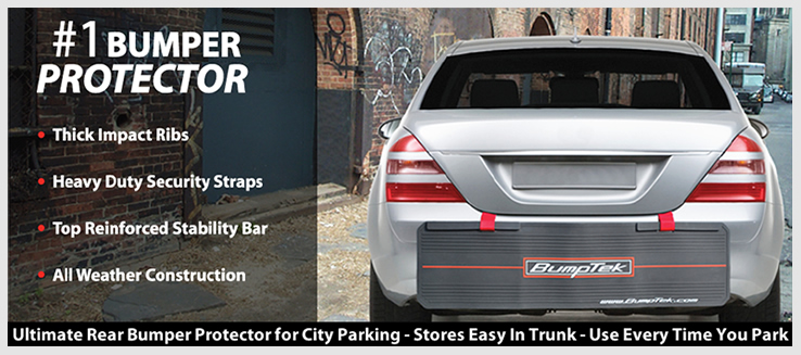 bumptek rear bumper guard